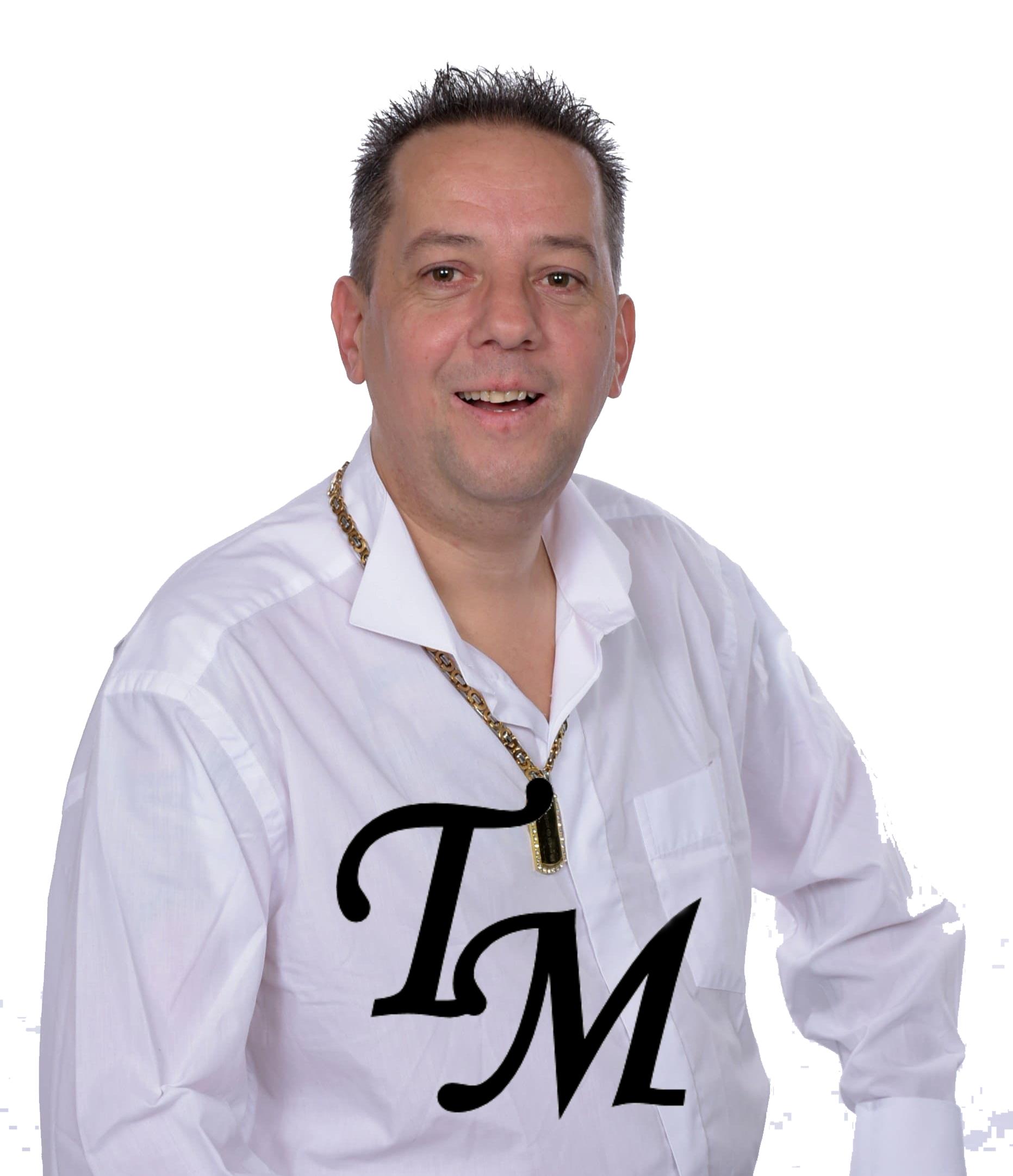 officiële website Tony Martin